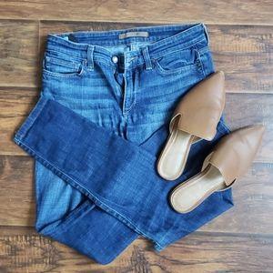 Joe's Jeans Mid-Rise Skinny Jean